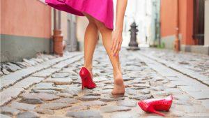 492628db116 ... vyměnit podpatky za baleríny někdy v průběhu dne. Jinak může dojít k  tomu