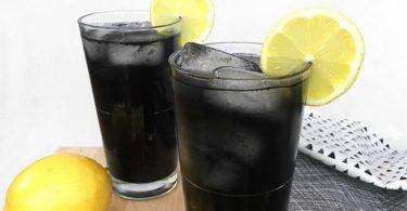 detoxikační nápoj